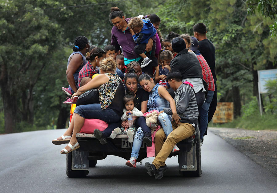 US and the Central American Exodus
