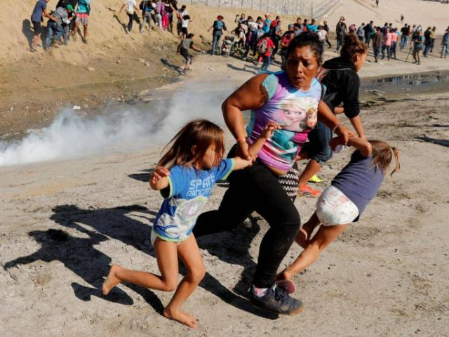 The Inhumanity of U.S. Immigration Policies Exposed again in a Single Image