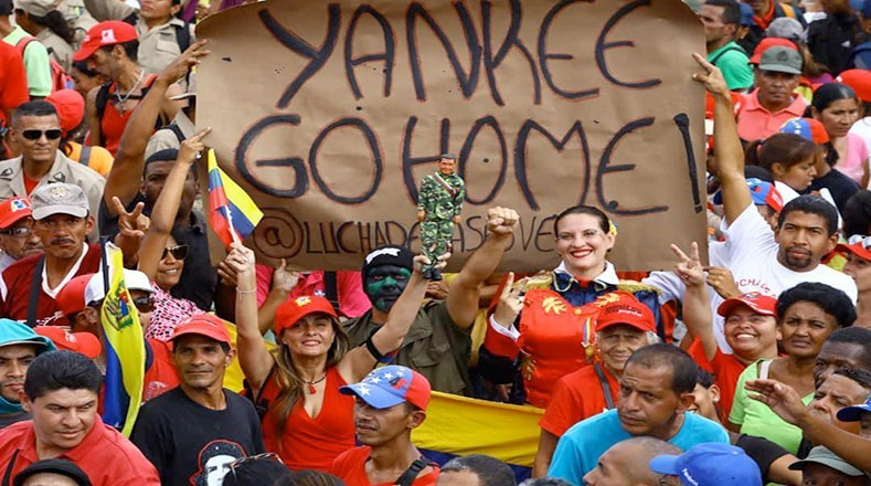 A Call on the World to Raise Awareness about Venezuela